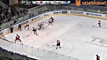 """Видео.5-0 Закриссон (""""Лев"""") забрасывает шайбу"""