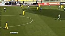 """Видео. 2:0 Жоаозиньо (""""Краснодар"""") удваивает счёт"""