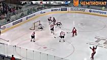"Видео.2-0 Матаи (""Лев"") удваивает преимущество"