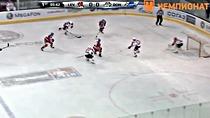 """Видео. 1-0 Азеведу (""""Лев"""") открывает счет"""