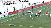 """Видео. 3:1 Маурисио (""""Терек"""") сокращает разрыв в счёте"""