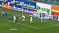 Видео. 1:0. Вернблум (ЦСКА) открывает счёт в матче