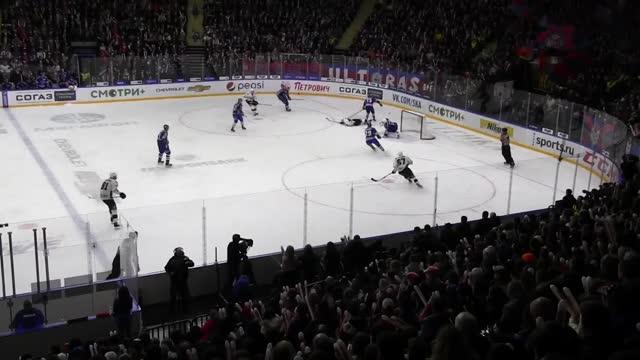 Спорные эпизоды в матче СКА — «Торпедо»
