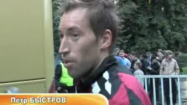 """Петр Быстров: """"Ничья из-за усталости"""""""