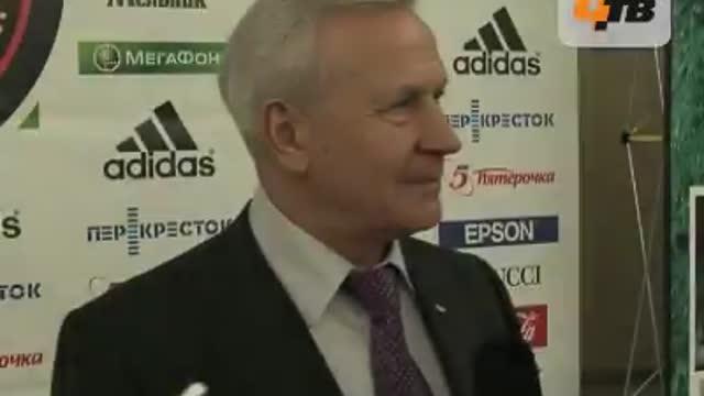 В. Колосков: новость о Хиддинке воспринял спокойно