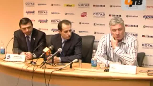 А.Хомутов: теперь главное - продолжать верить...