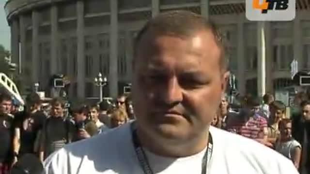 С.Байдаков: цели попасть на Олимпиаду нет.