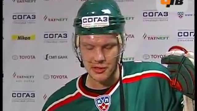 Алексей Бадюков: забили несколько курьёзных шайб
