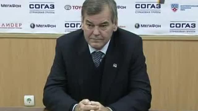 В.Вуйтек покинул пресс-конференцию