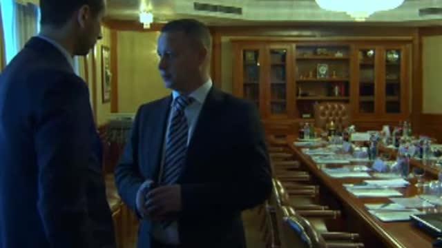 Заседание совета директоров КХЛ (1 часть)