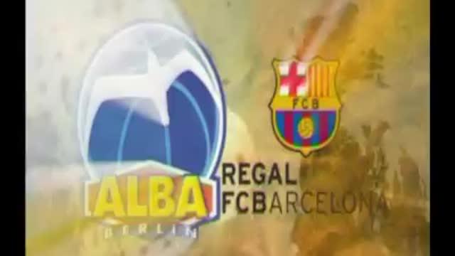 """""""Альба"""" - """"Барселона"""" - 57:75"""