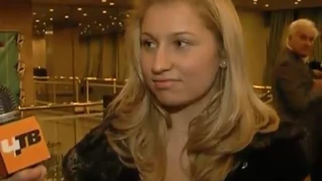 Д.Гаврилова: а я две премии получаю!