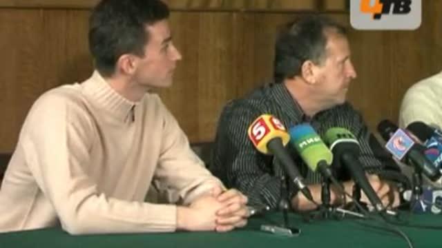 Пресс-конференция Зико (часть 2)