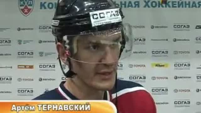 """А. Тернавский: """"Сегодня у нас был коллектив"""""""