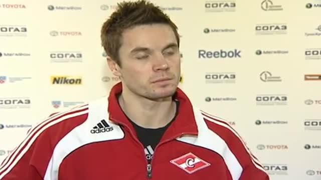 Д. Кочнев: мне не нравятся рукопожатия после игры