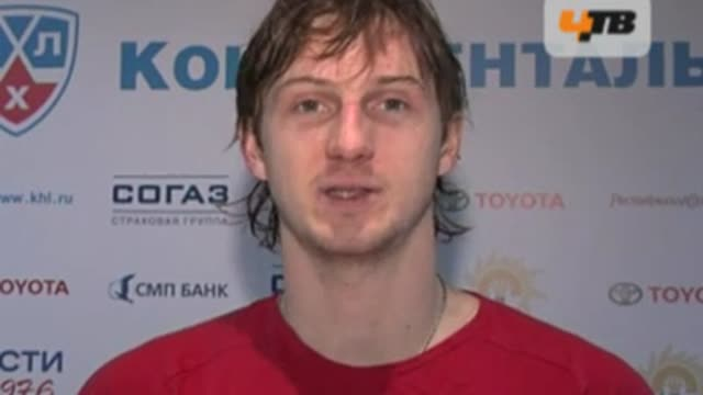 Приветствие Корнеева.