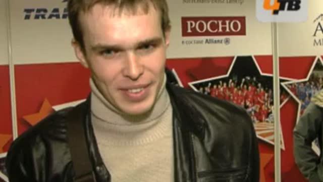 С.Быков: как будто первый дивизион со вторым играл