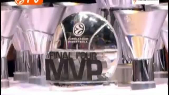 Вассилис Спанулис - MVP финала