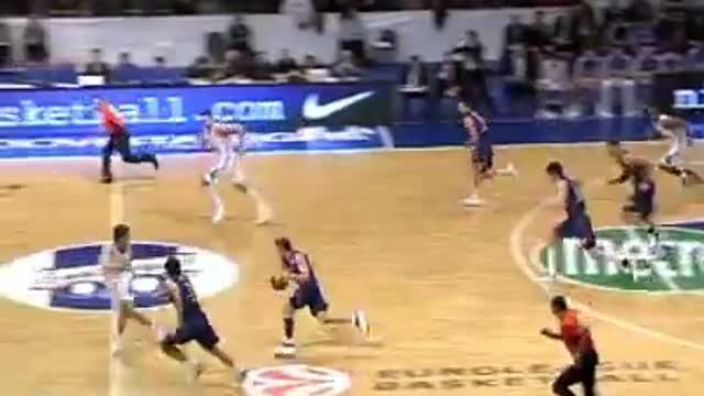 """""""Реал"""" – """"Барселона"""" - 85:83"""
