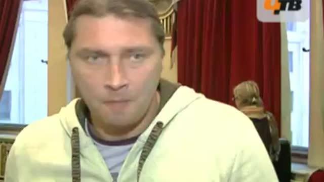 Интервью Сергея Овчинникова