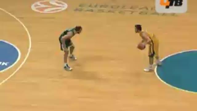"БК""Химки"" - БК ""Панатинаикос"" - 82-87"