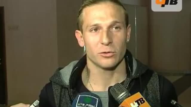 Воронин: надеюсь, мы сильнее ЦСКА