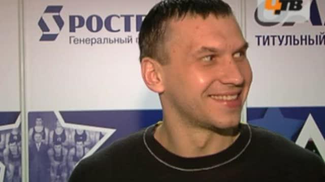 З.Пашутин: сын точно баскетболистом будет