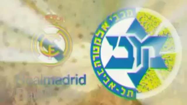 """""""Реал"""" - """"Маккаби"""" 98:79"""