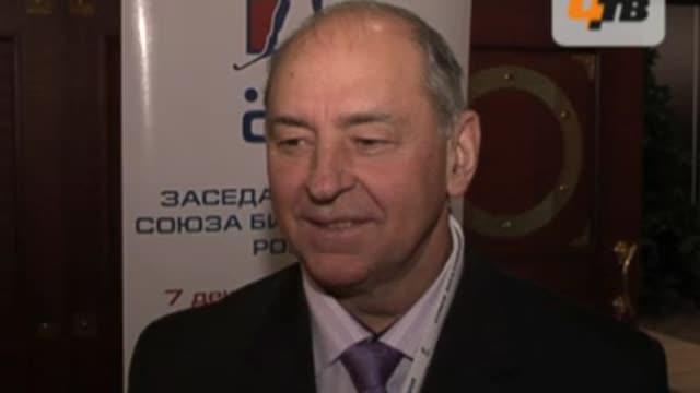 В.Барнашов: есть вопросы к заслуженным спортсменам
