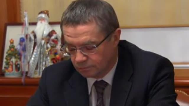Медведев и Фетисов о проблемах КХЛ (2 часть)