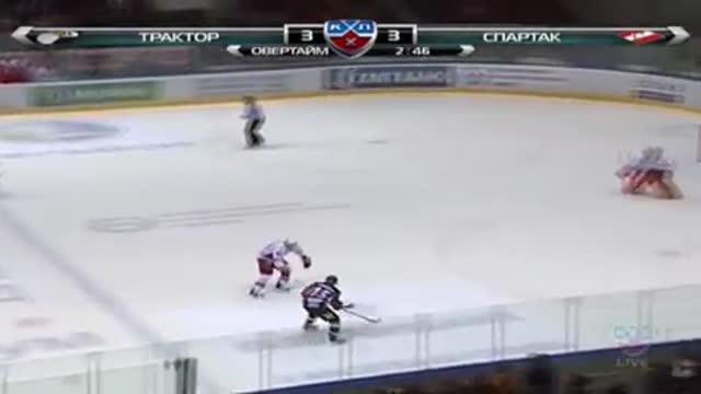 """4:3!!! Кузнецов приносит победу """"Трактору"""""""