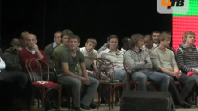"""Встреча ФК """"Локомотив"""" с болельщиками. Часть 2"""