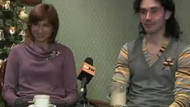 Интервью Хохловой и Новицкого (Часть1)