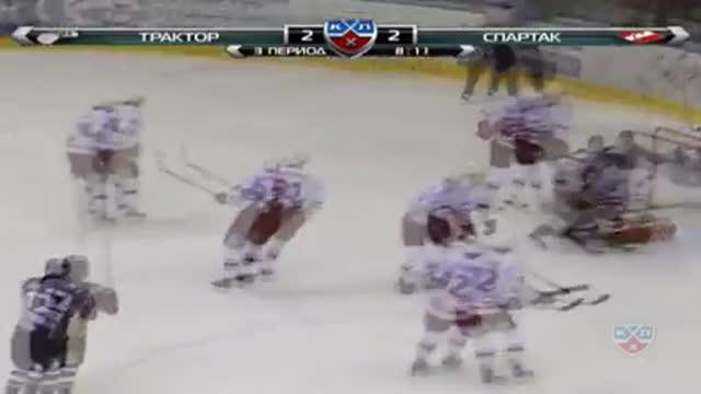 """3:2!!! Пестунов выводит """"Трактор"""" вперёд"""