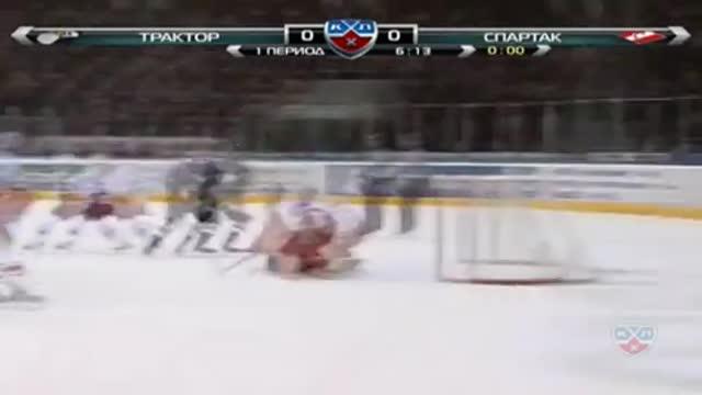 Штанга спасает ворота москвичей