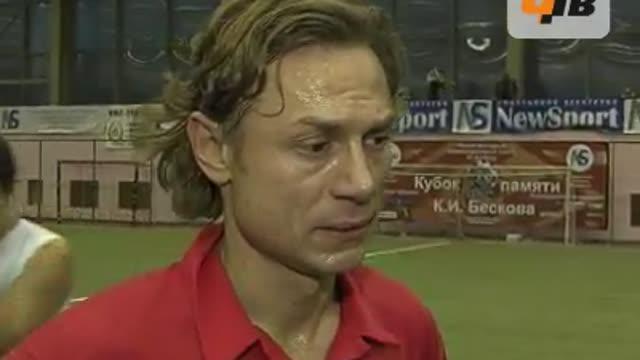 В. Карпин: вспомнили спартаковский футбол