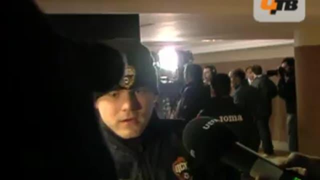 И.Акинфеев: болельщики должны быть довольны