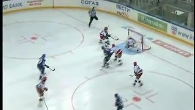 """""""Динамо"""" (Москва) – ЦСКА 2:3 ОТ"""