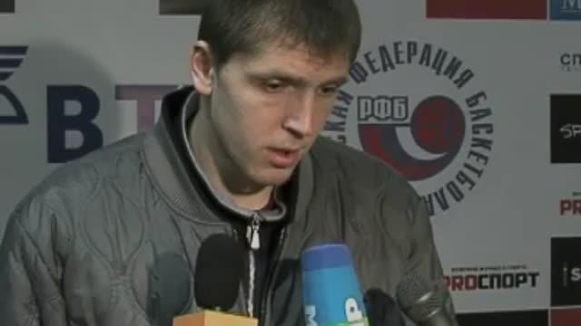 В.Хряпа: больше всего боялся травм.