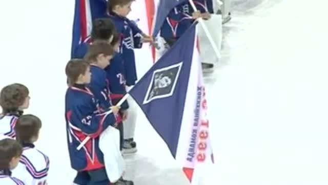 Звезды российского хоккея -сборная Крыльев Советов