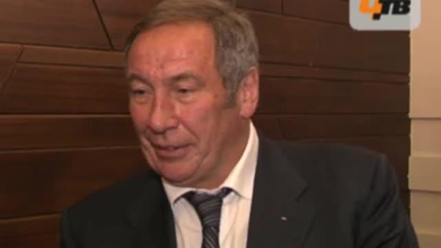 Ш.Тарпищев: нам нужно дать возможности.