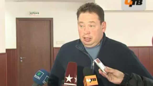"""Л.Слуцкий: может, """"Интер"""" нас недооценит..."""
