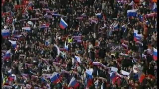Россия - Азербайджан - 2:0