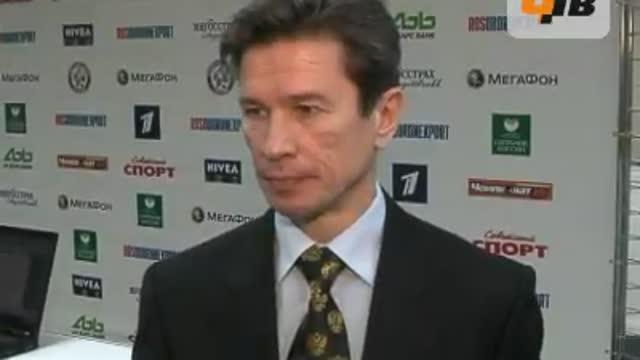 Эксклюзивное интервью В. Быкова