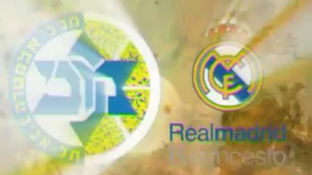 """""""Маккаби"""" - """"Реал"""" - 69:73"""