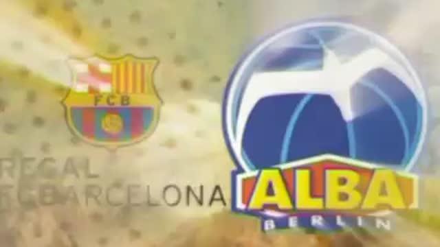 """""""Барселона"""" - """"Альба"""" 85:69"""
