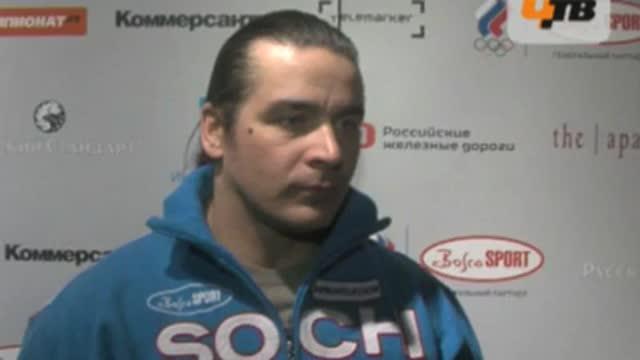 А.Демченко: ехал в Ванкувер побеждать