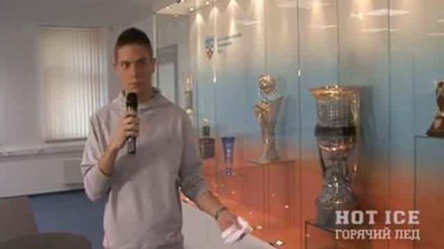 Видеосюжет о кубке Гагарина