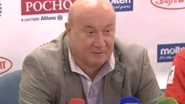 С.Чернов: сборной по силам попасть в четверку