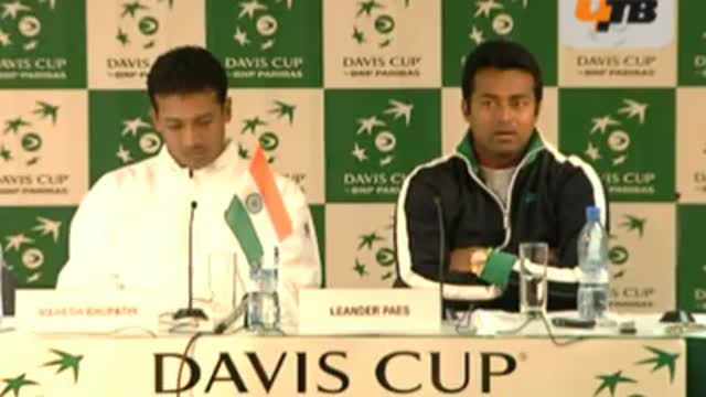Пресс-конференция сборной Индии. Часть 2